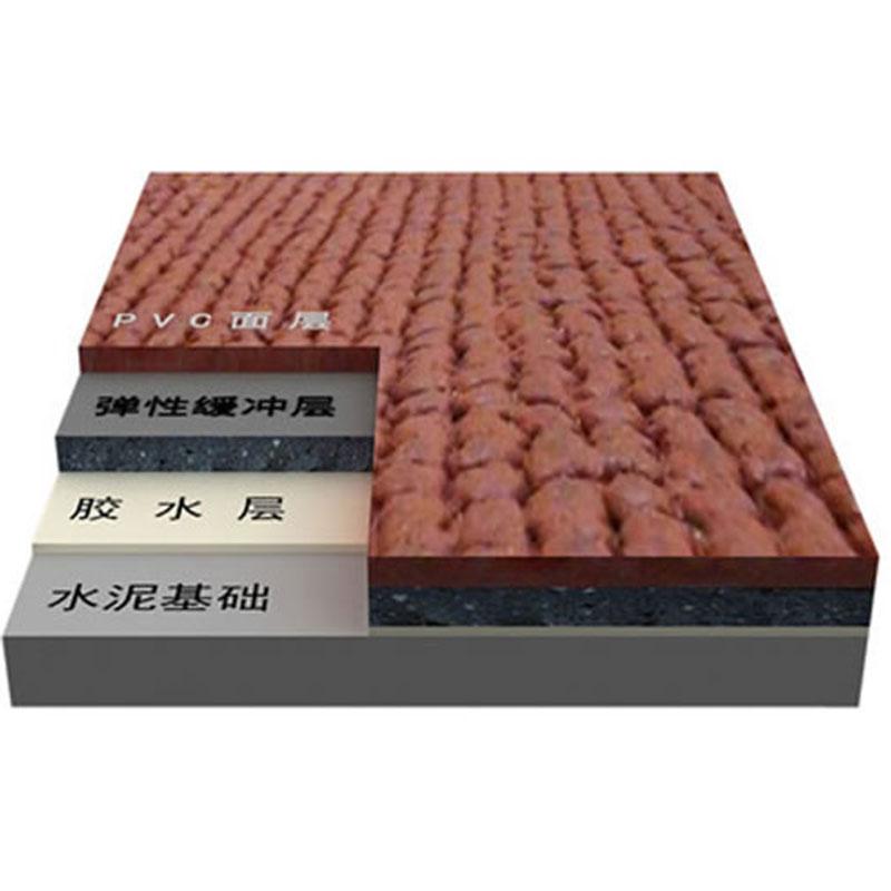 天津400米透气性跑道施工铺设