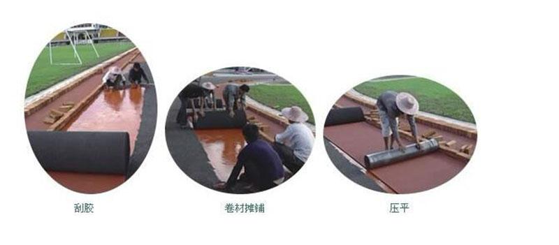 运动场地对丙烯酸酯基料的选材要求