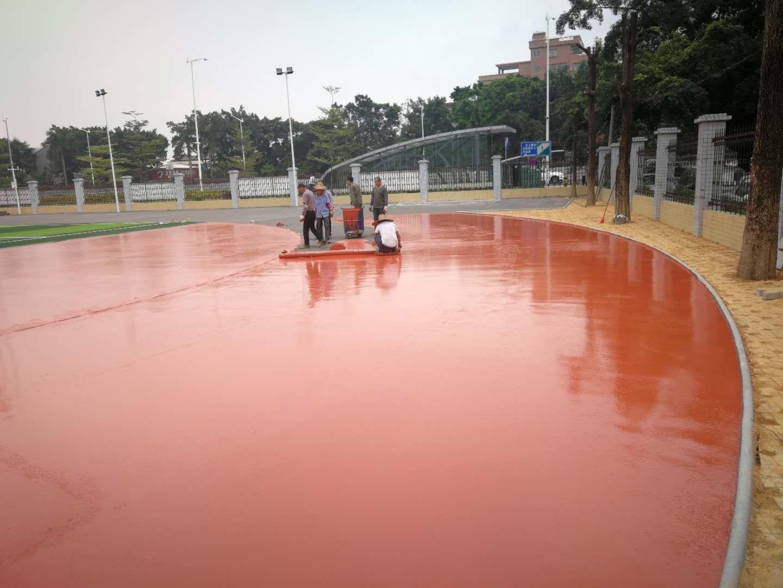 东莞篮球场施工 标准篮球场地的六大球场规格
