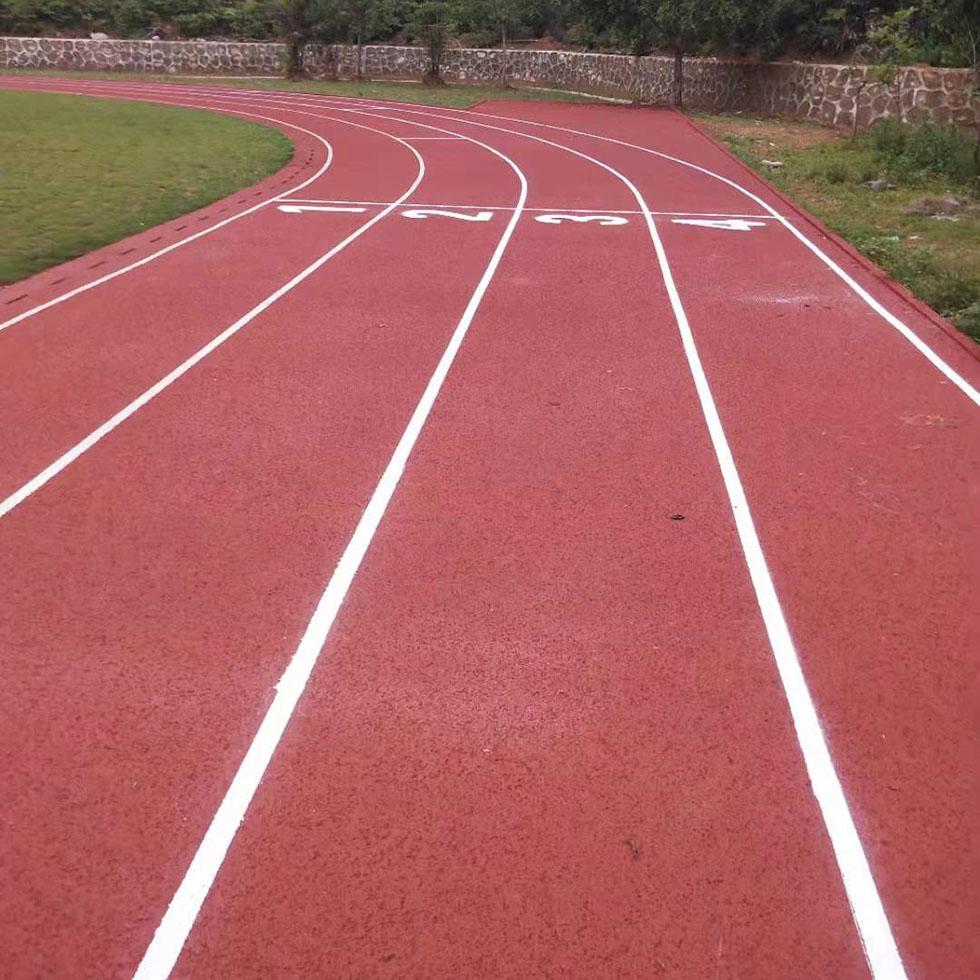 学校塑胶跑道检验方法及工具