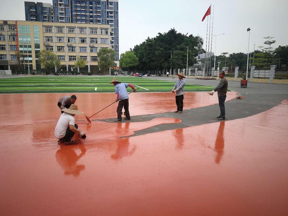 水性地坪地坪行业环保新宠
