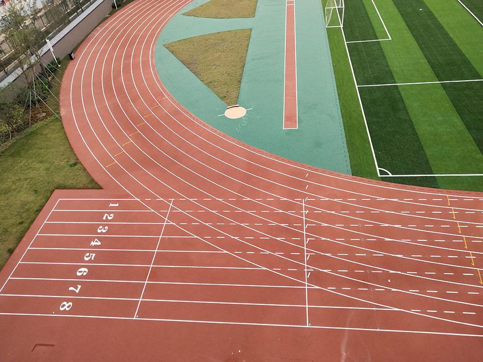 学校塑胶跑道的各种特性