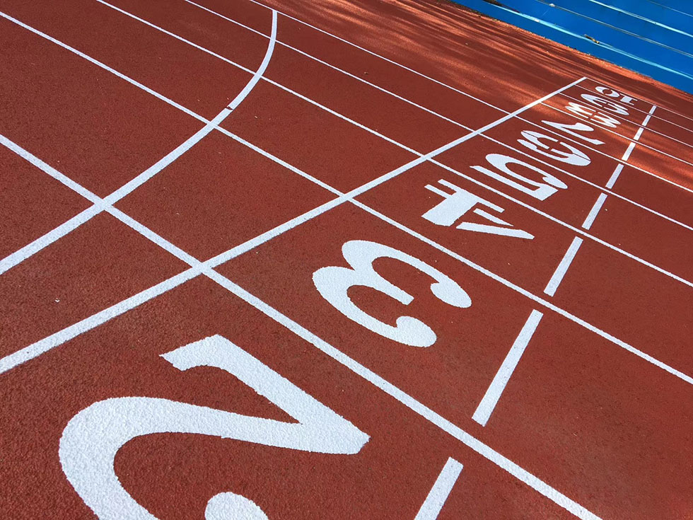 学校塑胶跑道厂家 学校塑胶跑道价格 学校塑胶跑道施工