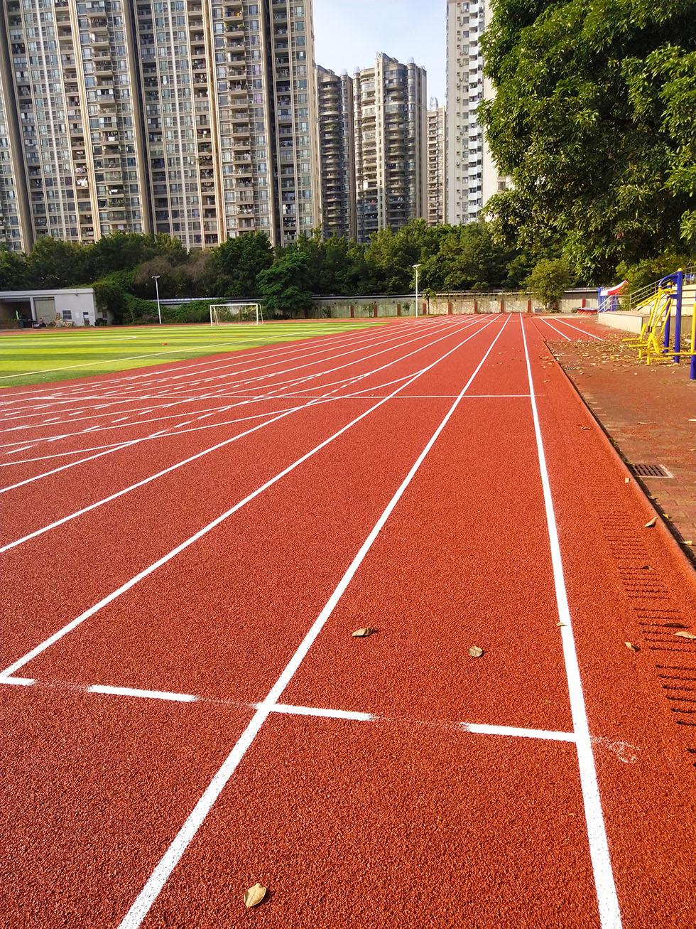 塑胶网球场  网球场施工  硅PU网球场标准尺寸