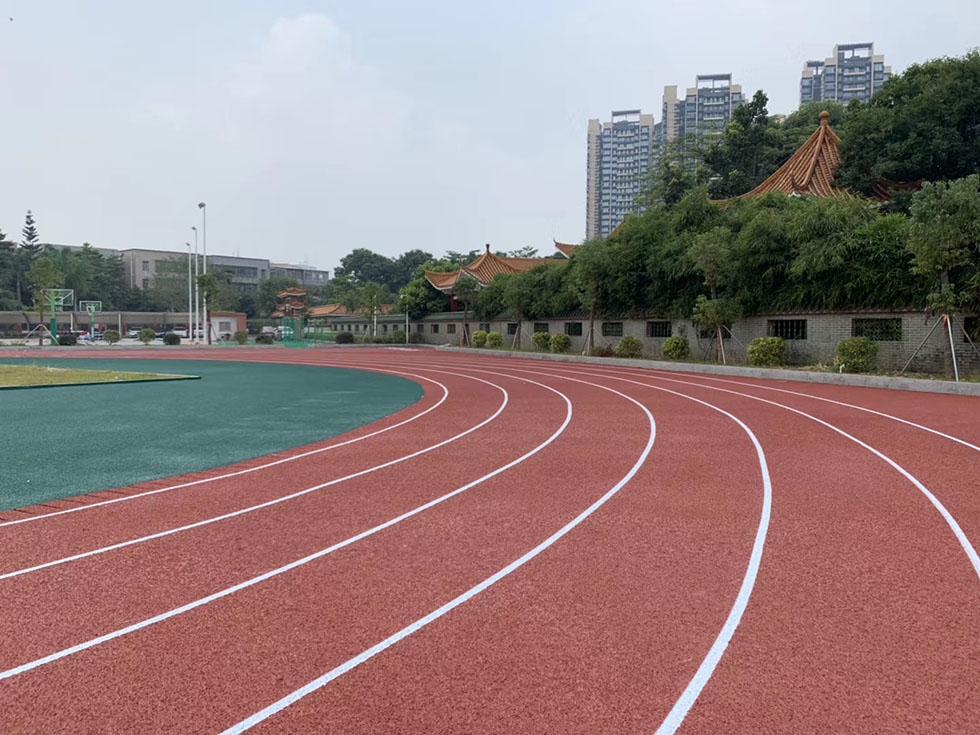 学校塑胶跑道为你讲述多姿多彩的竞技体育