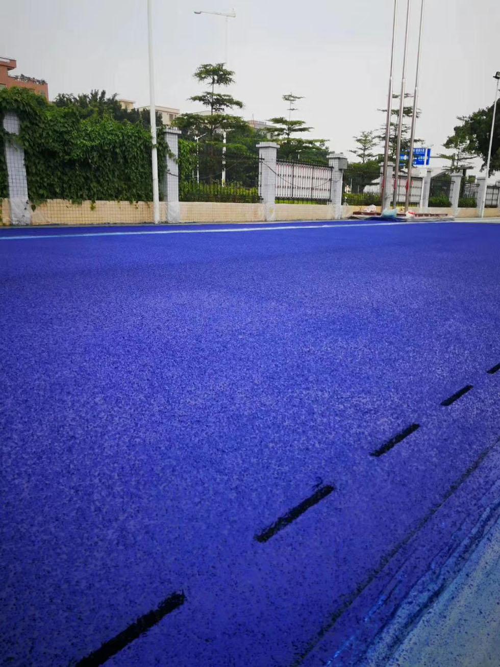 学校塑胶跑道施工工艺 400米学校塑胶跑道 学校塑胶跑道