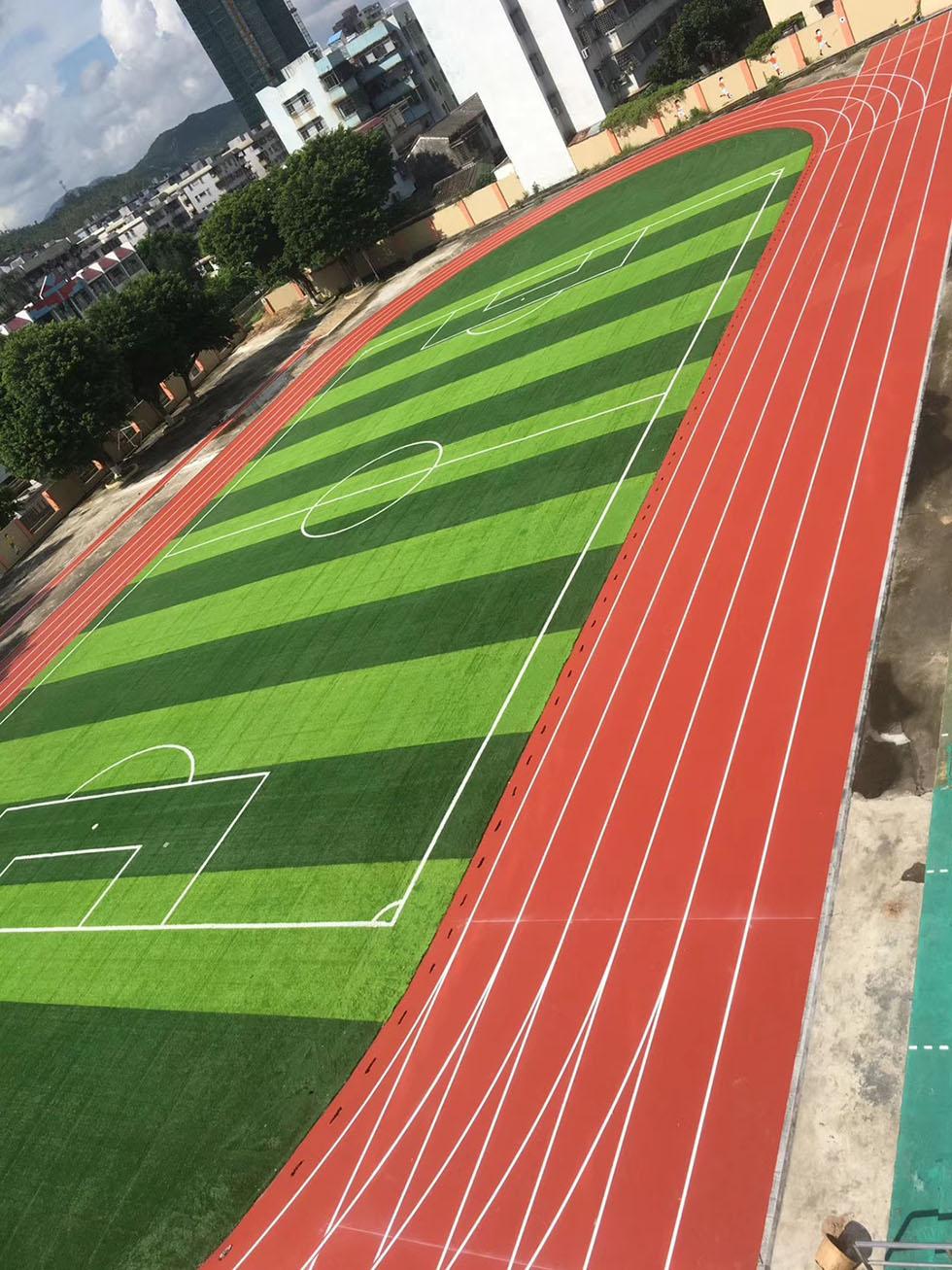 人造草坪 硅PU篮球场 丙烯酸篮球场面层施工